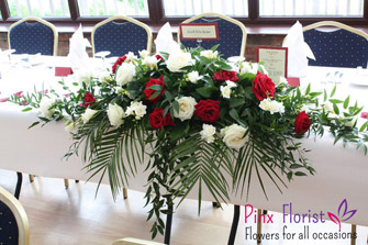 Pinx Florist Winchester Wedding Flowers